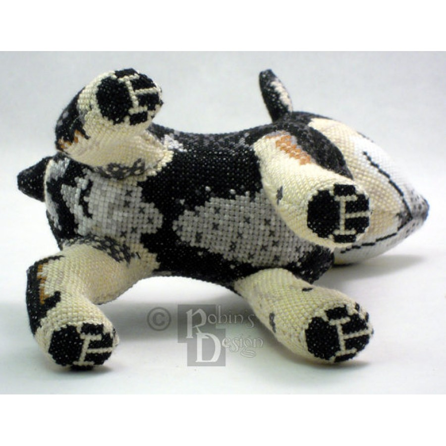Custom Dog Doll 3D Cross Stitch Animal Sewing Pattern from Your ...