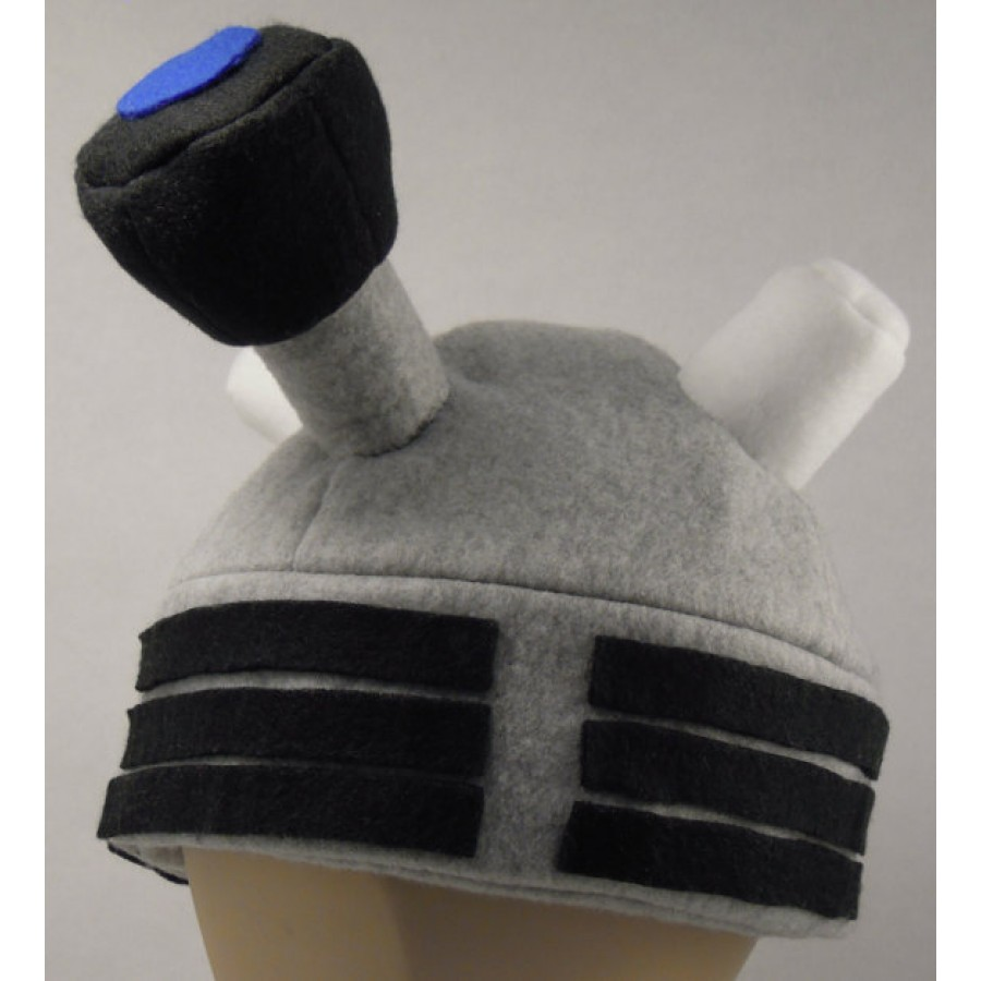 Dalek Fleece Hat Doctor Who Inspired