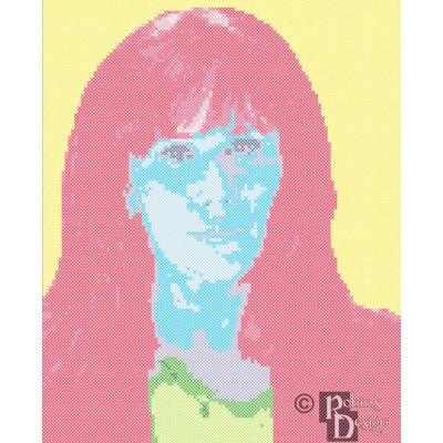 Donna Noble Cross Stitch Pattern PDF Download