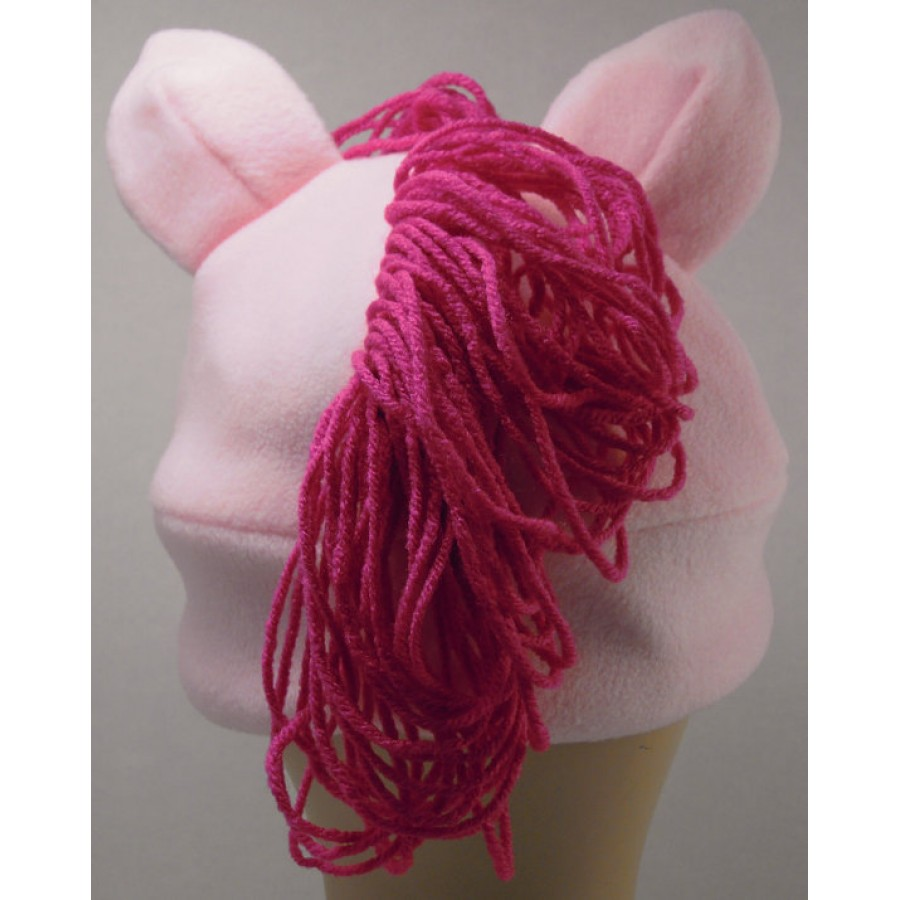 Pinkie Pie Inspired Fleece Pony Hat My Little Pony MLP