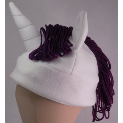 Rarity Inspired Fleece Pony Hat My Little Pony MLP
