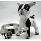 Tache the French Bulldog Doll 3D Cross Stitch Animal Sewing Pattern PDF Download