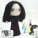 Severus Snape Doll 3D Cross Stitch Sewing Pattern PDF Download