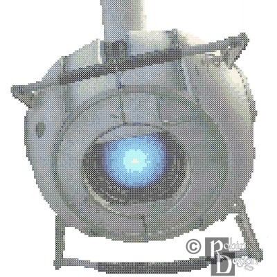 Wheatley Personality Core Cross Stitch Pattern PDF
