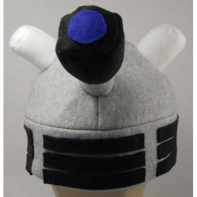 Dalek Fleece Hat Doctor Who Inspired